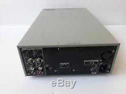 Sony Digital Video Cassette Recorder DSR-25 DVCAM mini dv PAL NTSC FIREWIRE