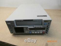 Sony Dsr-45 Dvcam DV Minidv Digital Video Cassette Editing Deck Recorder