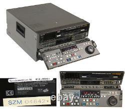 Sony Dvw-a500p Digital Betacam Profi Digital Videorecorder 14206 #l202