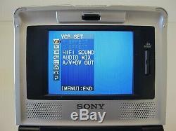 Sony GV-D1000 MiniDV DV Digital Video Cassette Recorder NTSC