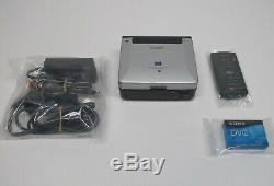 Sony GV-D1000 MiniDV Mini DV Walkman Digital Video Cassette Player Recorder NTSC