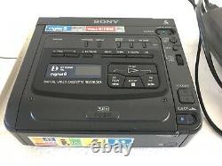 Sony GV-D200E Digital 8 / Video8 / Hi8 PAL Videorecorder portable vom Händler