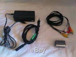 Sony GV-D800E Digital 8 Video Tape Recorder 4LCD Monitor Pal, Hi8, Ntsc PB, 8mm