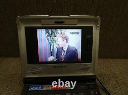 Sony GV-D800E PAL Digital Video Cassette Recorder Video Walkman