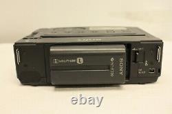 Sony Gv-d300e Pal Mini DV Digital Video Cassette Recorder Untested