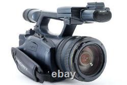 Sony HDR-FX1000 HDV Handycam Digital HD Video Camera Recorder w / Hood And Box