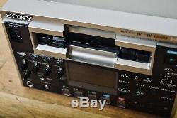 Sony HVR-1500A HDV/DVCAM/DV Digital 1080i Video Cassette Tape Recorder Player