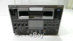 Sony HVR-1500 HDV/DVCAM 1080i, DIGITAL HD VIDEO CASSETTE RECORDER