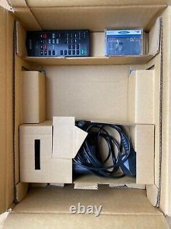 Sony HVR-M15AP Digital HD Videocassette Recorder for full-size HDV tapes