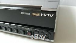 Sony HVR-M15AU NTSC/PAL 1080i HDV DVCAM DV Digital Video Player Recorder
