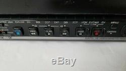 Sony HVR-M15AU NTSC/PAL 1080i HDV DVCAM DV Digital Video Recorder 18x10 drum hr