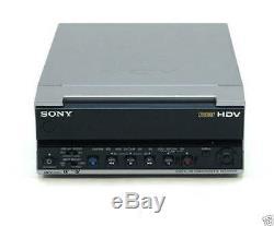 Sony HVR-M15U PAL/NTSC 1080i HDV DVCAM DV Digital Video Player Recorder VCR EX
