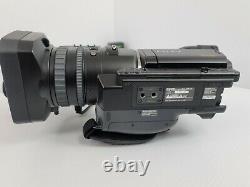 Sony HVR-V1U Camcorder Digital HD Video Camera Recorder HDV 1080i Carl Zeiss Len