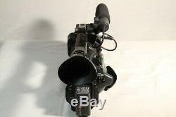 Sony HVR-V1U Camcorder Digital HD Video Camera Recorder HDV 1080i/miniDV