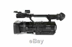 Sony HVR-Z1E Camcorder DIGITAL HD VIDEO CAMERA RECORDER Black