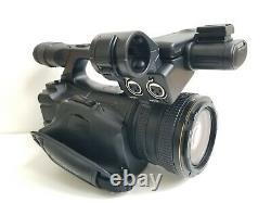 Sony HVR-Z5U Digital HDV Video Camera Recorder MINI DV 20X READ ERROR 32 60