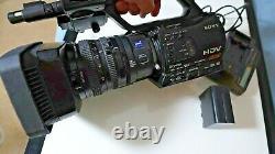 Sony HVR-Z7U HDV Digital HD Professional Video Camera Recorder LOW HOURS