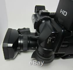 Sony HXR-MC2000U Shoulder Mount AVCHD Camcorder Digital HD Video Camera Recorder