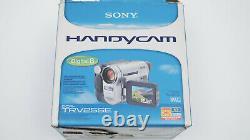 Sony Handycam DCR-TRV255E Digital8 Camcorder Digital Video Recorder #572