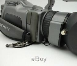 Sony Handycam DCR-VX1000 3CCD Digital Video Recorder Audio Junk
