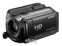 Sony Handycam HDR-XR105E Camcorder 80 GB Digital HD Video Camera Recorder