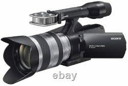 Sony Lens Interchangeable Digital HD Video Camera Recorder VG10 NEX-VG10/B ERMI