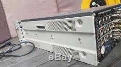 Sony MSW-M2000P Multi-Format Recorder Digital Videocassette Betacam MPEG IMX