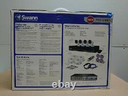 Swann 960H Professional Security 8 Channel Digital Video Recorder 4 x Cameras