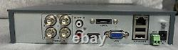 Swann DVR4-4400 4 Channel 720p Digital Video Recorder security cameras N19