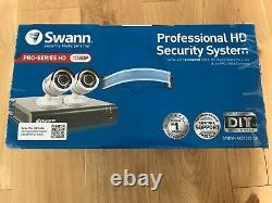 Swann DVR4-4575 4 Channel 1080p HD Digital Video Recorder & 2xPRO- T853 Cameras