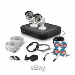 Swann DVR4-4750 4 Channel 3 Megapixel HD Digital Video Recorder SWDVK-447502-UK