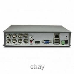 Swann DVR8 1580 8 Channel HD 720p 1TB HDD CCTV Digital Video Recorder HDMI VGA