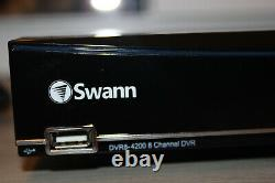 Swann DVR-4200 960H 8 Channel 2TB HDD CCTV Digital Video Recorder #Ref4
