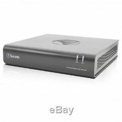 Swann DVR 4575 4 Channel 1080p TVI A HD 2TB Digital Video Recorder HDMI VGA N