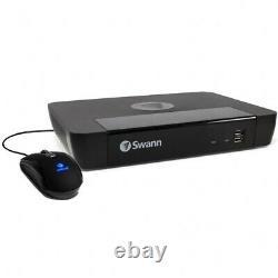 Swann Digital IP NVR 8580 16 Channel Network Video CCTV Recorder 4K Ultra HD NVR