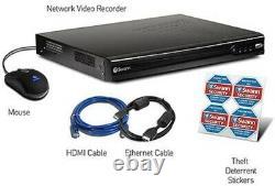Swann NVR16 7400 16 Channel 1080p 2TB HDD PoE NVR Network Video recorder CCTV