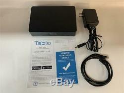 Tablo 4-Tuner Digital Video Recorder OTA DVR for TV Streaming WiFi SPVR4-01-NA