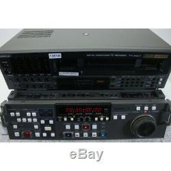 Thomson TTV 3450 P Digital (Betacam) Videocassette Recorder in Flightcase