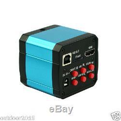 14mp Hdmi Usb 2 Enregistreur Vidéo Numérique Numérique Ausgang Mikroskop Industrie