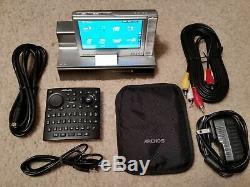 160gb Archos 605 Wifi Digital Media Lecteur Mp3 Avec Station D'accueil Station & Extras