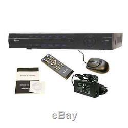 16ch H. 264 D1 Enregistreurs Vidéo Numériques Système De Sécurité Dvr Vidéo De Sécurité Cctv