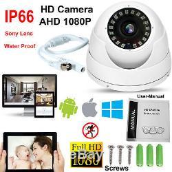 4/8 / 16ch Cctv Dvr 2.4mp Kit De Système De Sécurité Domestique Pour Système De Vidéo Surveillance De La Nuit 1080p