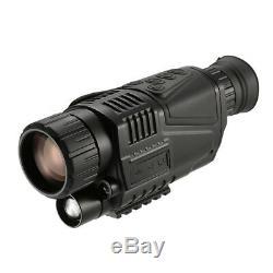 5x40 Numérique De Vision Nocturne Télescope Avec Caméra Enregistreur Vidéo Func