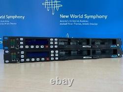Aja Ki Pro Rack Digital Video File Recorder 10-bit 422 Full-raster Vidéo 422