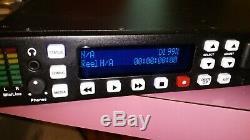 Aja Ki Pro Rack File Enregistreur Vidéo Numérique Avec Apple Prores 422 1ru Enregistrement Hd