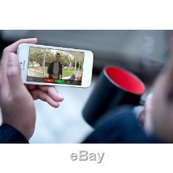 Anneau Vidéo Sans Fil Sonnette Motion Sensor 2 Way Alarm Une Conversation Forte Ios Android App