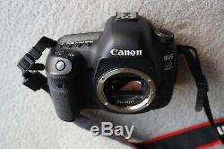 Appareil Photo Reflex Numérique Canon Eos 5d Mark IV 30,4 Mp, Noir (boîtier Uniquement)