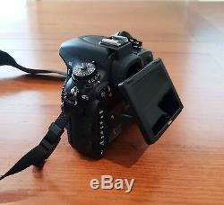Appareil Photo Reflex Numérique Nikon D750 24,3 Mégapixel Noir Avec Objectifs