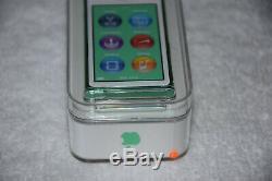 Apple Ipod Nano 7 Génération 16 Go Vert Md478ll / A Digital Media Lecteur Mp3 Nouveau