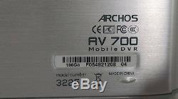 Arhos Av700 Av 700 Mobile Dvr Enregistreur Vidéo Numérique Lecteur Mp3 On The Go
